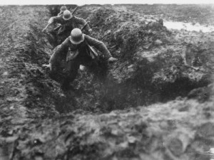 World+war+1+trenches+pictures