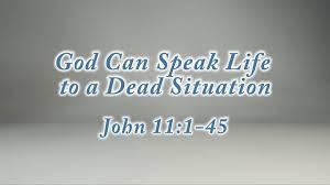 speak life quote