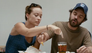 At what point in the Drinking Buddies process did you know the whole ...