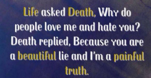 Why Did You Lie To Me Quotes