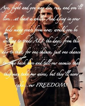 william wallace quotes freedom posted on february 13 2012 by ...