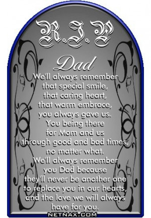 Birthday Poems From Daughter | rip quotes for dad Interior Design ...