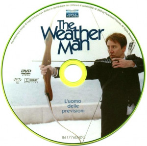 Copertina Dvd The Weather Man