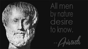 ARISTOTLE QUOTES III