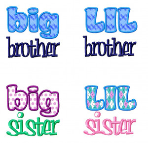 Brother Quotes And Sayings Big brother & sister