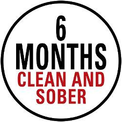 months_clean_sober_greeting_card.jpg?height=250&width=250 ...
