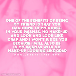 One The Benefits Being Friend
