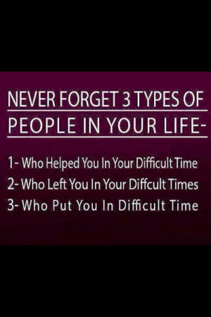 Never forget someone who....