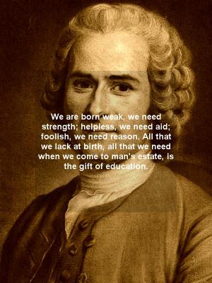 Jean-Jacques Rousseau quotes 1.0.9 screenshot 0