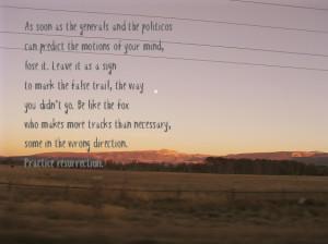 ... wendell berry quotes-photo taken near Jenny Lake in Idaho..love