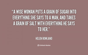 Wise Woman Quotes