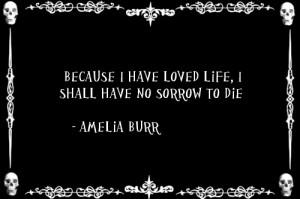 Morbid Quotes