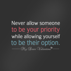 cute friendship quotes - Never allow someone