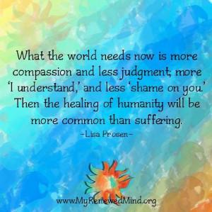 Compassion quote www.MyRenewedMind.org