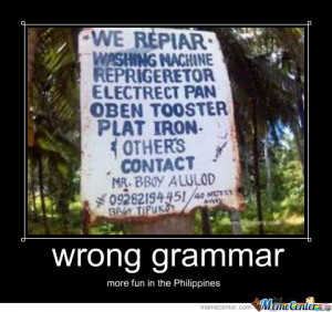 More Funny The Philippines...