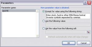 Stock Tracking Dashboard