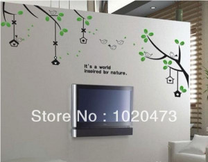 ... Integrity Quotes Wall Art Kids Nature Wall Decal Removable DIY Decor