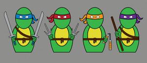 ... .com › Portfolio › Teenage Mutant Ninja Turtles (without quote