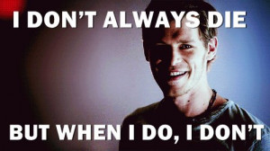 Klaus Is The Best - the-vampire-diaries-tv-show Fan Art