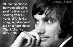 George Best legend