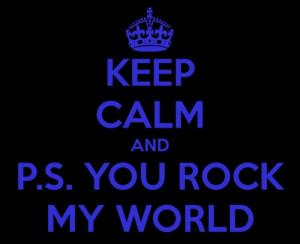 You Rock World Tumblr