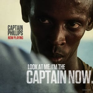 Captain Phillips movie quote: