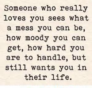 Cute Love True Quotes Home...