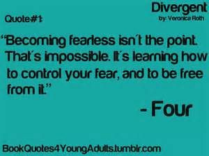 Divergent Book Quotes