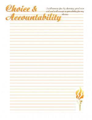 Choice & Accountability Journal Paper