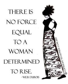 ... Women, lets empower one another..not hurt each other...#strong women