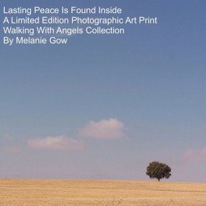 Lasting Peace is Found Inside!
