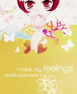 gif couple anime otp quotes edit babies shoujo Tomoe kamisama ...