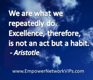 Inspirational Quotes Leadership - Aristotle