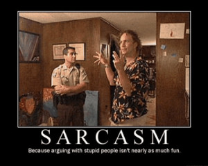 sarcastic motivational quotes