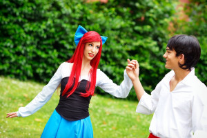 ariel and eric tumblr quotes DeviantArt More Like Johannes Krauser II ...