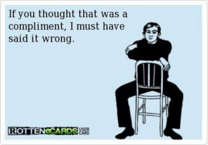 Uhh that wasn't a compliment #Rottenecards