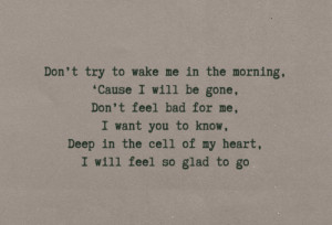 Asleep - The Smiths