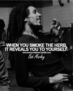 Bob Marley Weed Quotes And Sayings Bob marley weed quotes and