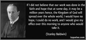 The Office Stanley Quotes More stanley baldwin quotes