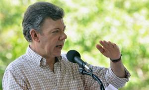 """Presidente colombiano: """"No permitiremos que la minería ilegal acabe ..."""