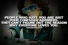 Swag Quotes Haters