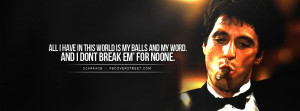 ... Quote Scarface Photograph Scarface Photograph Scarface The Truth Quote