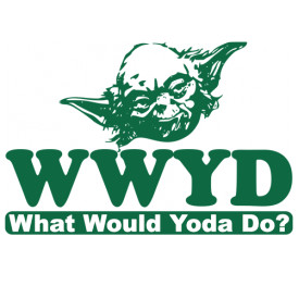 Ww Yoda Do Funny Star Wars Retro Tshirt