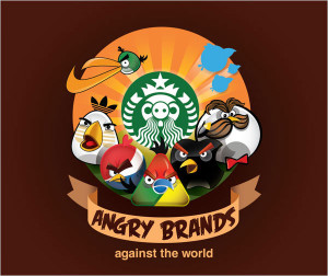 Funny Angry Birds Angry Brands Project Angry Brands Parody | A Fun ...