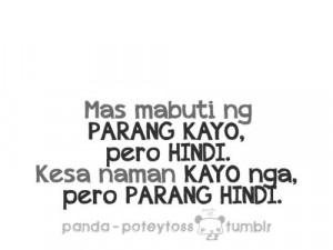 pinoy #pinoyquotes #banat #love #lovequotes #tagalogquotes #typos
