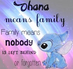 Cute Lilo And Stitch Quotes