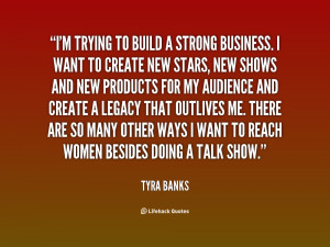 Strong Women Business Quotes About