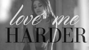 Ariana Grande Debuts Sexy Lyric Video for 'Love Me Harder' Ft. The ...