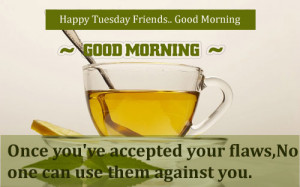 Tuesday Good Morning Wishes