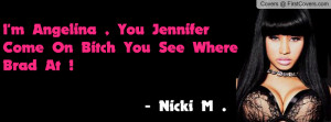Nicki Minaj Quotes Profile Facebook Covers